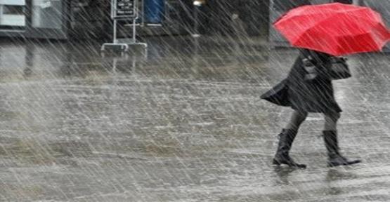 Yağışlar Aralıklı Devam Edecek