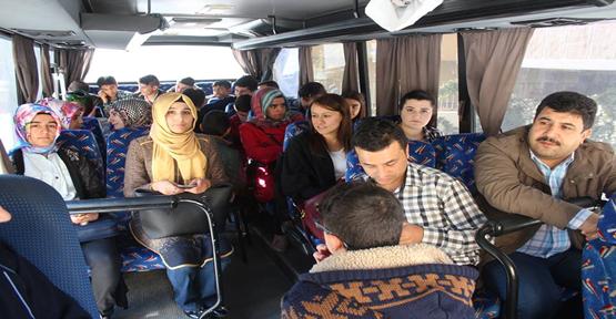 Yenişehir Gençlik Merkezi Gezilere Tam Hız Devam Ediyor