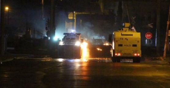 Zırhlı Araca Roketatarla Saldırdı: 1 Polis Şehit, 3 Yaralı